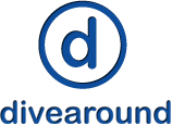 Logo divearound