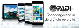 PADI TOUCH Nederlands